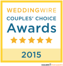 WeddingWire Bride's Choice Awards 2015