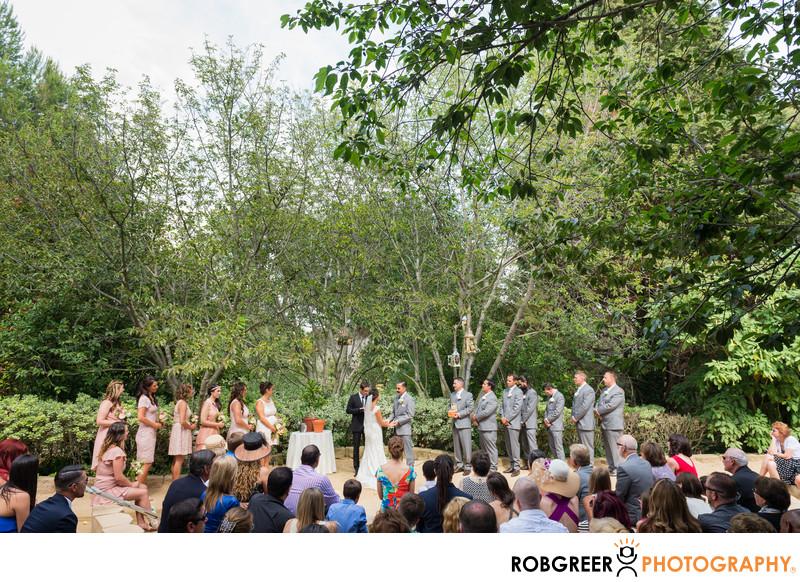 21 Los Angeles River Center And Gardens Wedding