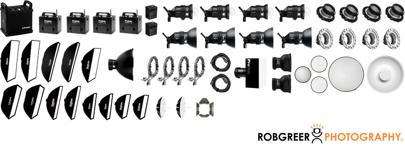 Profoto Lighting Equipment