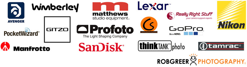 Photography Equipment Logos