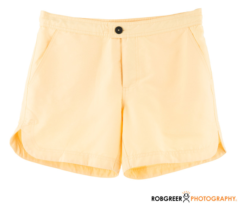 Men's Shorts Product Photography