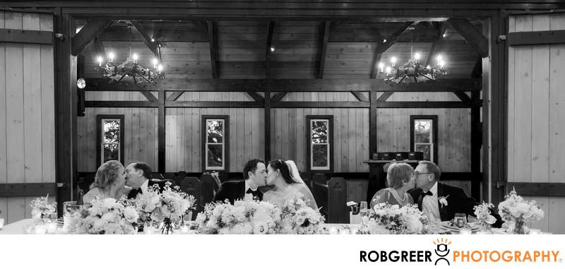 Buerge Chapel Wedding Reception