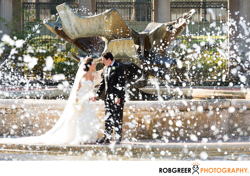 Wedding Photographer for Ambassador Mansions