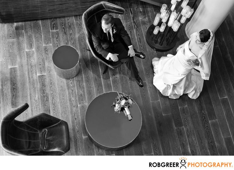 Andaz Hotel Wedding Photographer