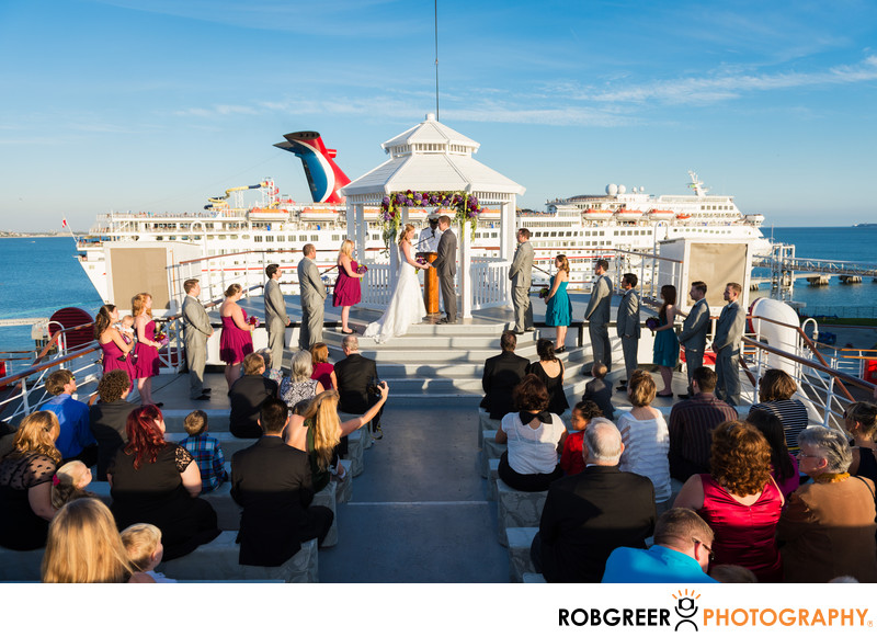 The Queen Mary Wedding Photographer