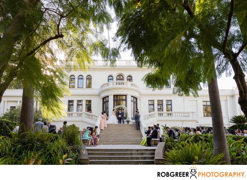Pasadena Museum of History Wedding Photographer