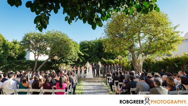 Century City InterContinental Wedding Photographer