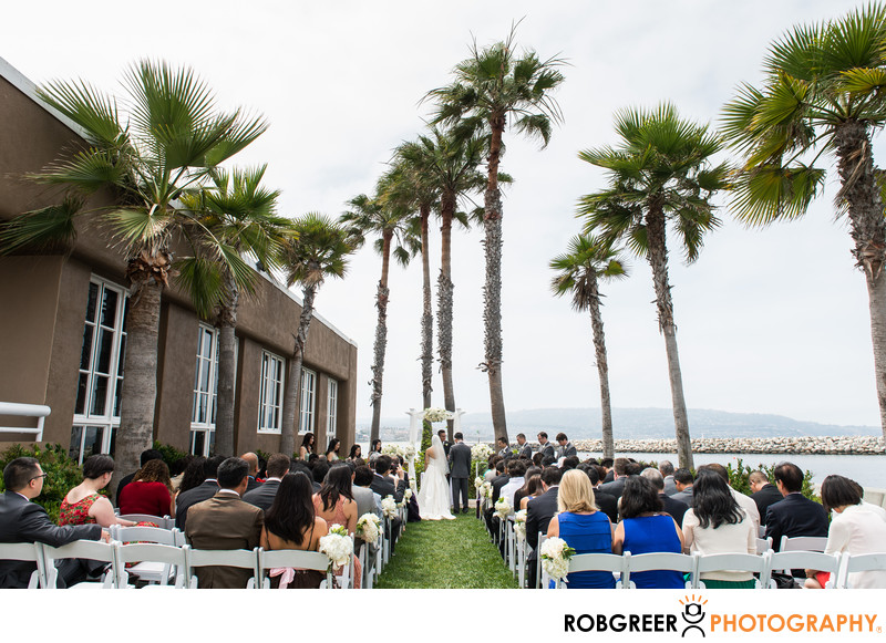 Portofino Hotel & Yacht Club Wedding Photographer