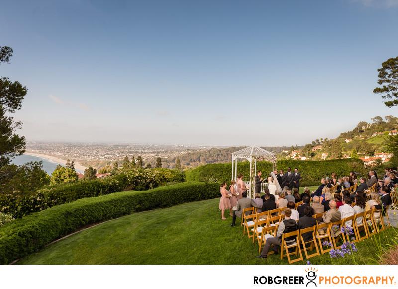 La Venta Inn Palos Verdes Wedding Photographer