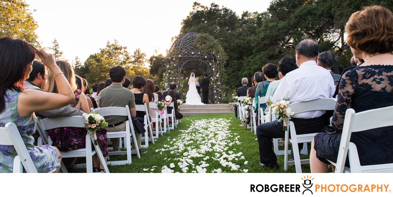 Descanso Gardens Wedding Photographer