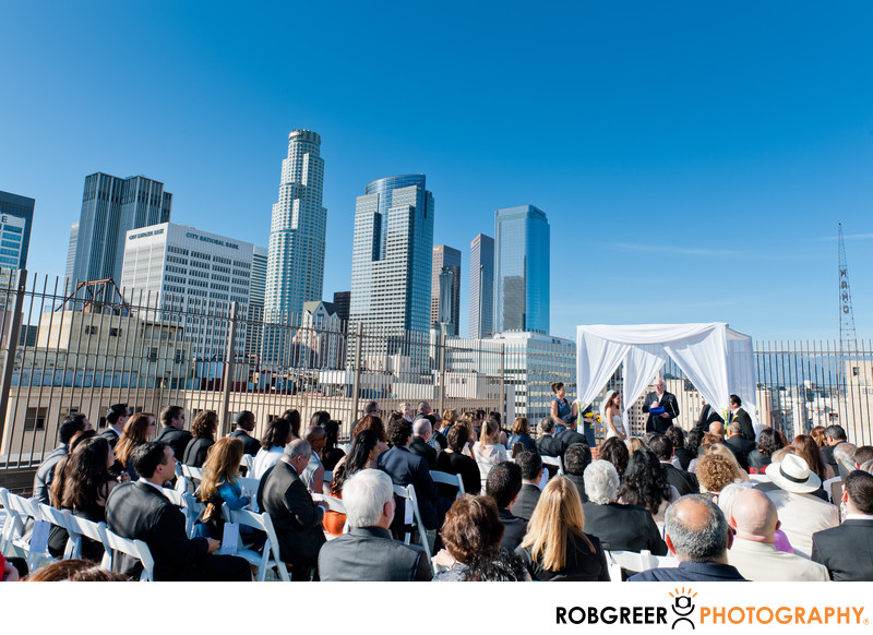 loftSEVEN Penthouse Wedding Photographer