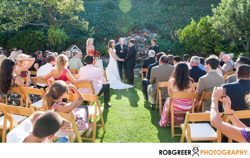 Rancho Palos Verdes Wedding Photographer