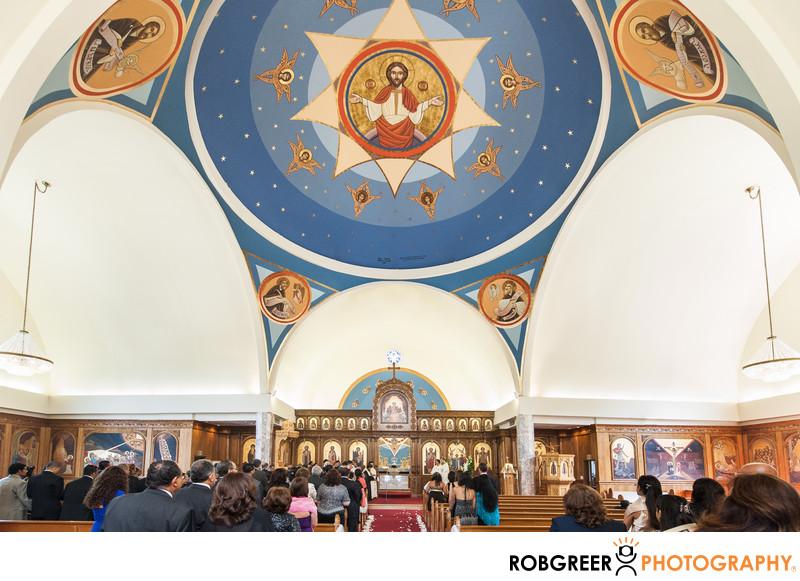 Holy Virgin Mary & St. Pishoy Coptic Orthodox Photos