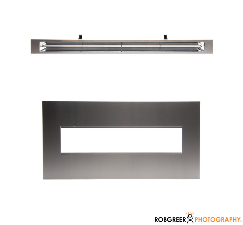 Reflective Stainless Steel Product Photographer in LA