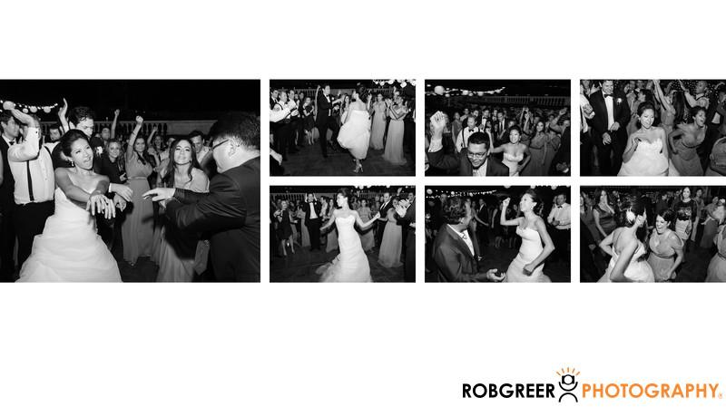 Dancing at Ambassador Mansions & Gardens Reception