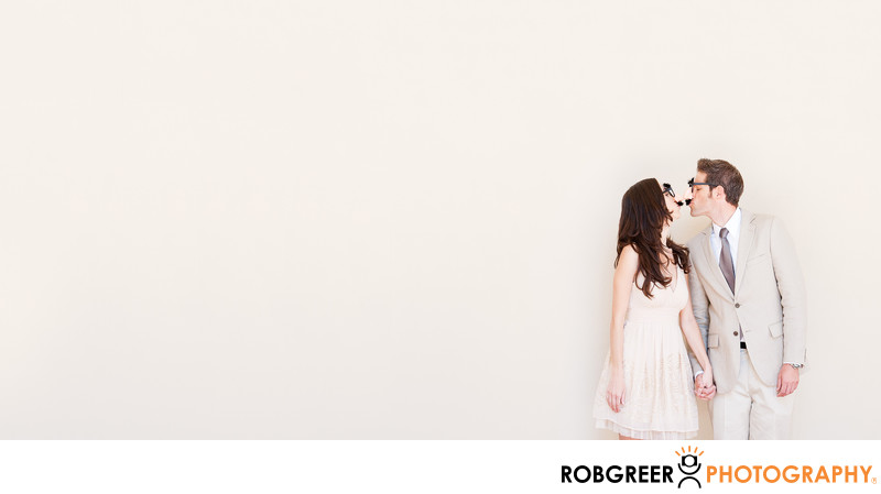 Best Pasadena Engagement Session Venue