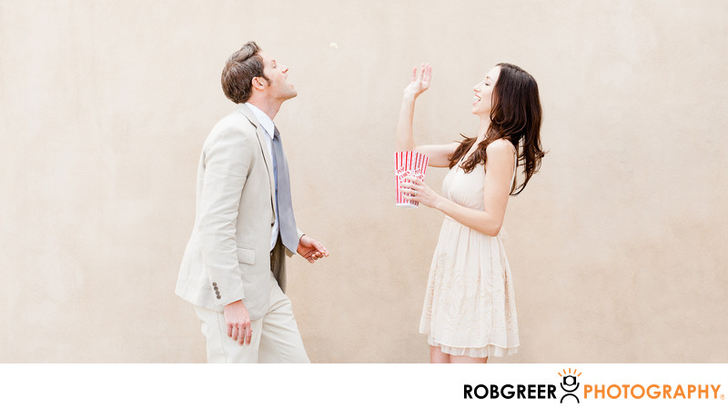 Top Engagement Session Photographer in Pasadena