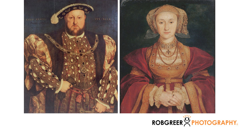 First Look History: Henry VIII & Anne of Cleeves