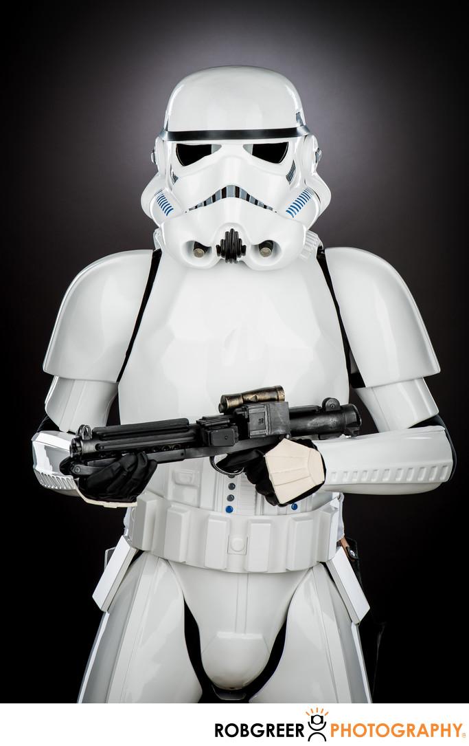 Francisco Owens, Stormtrooper