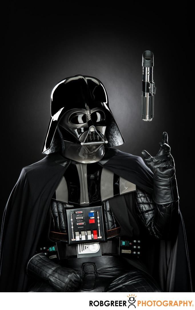 Scott Allen, Darth Vader