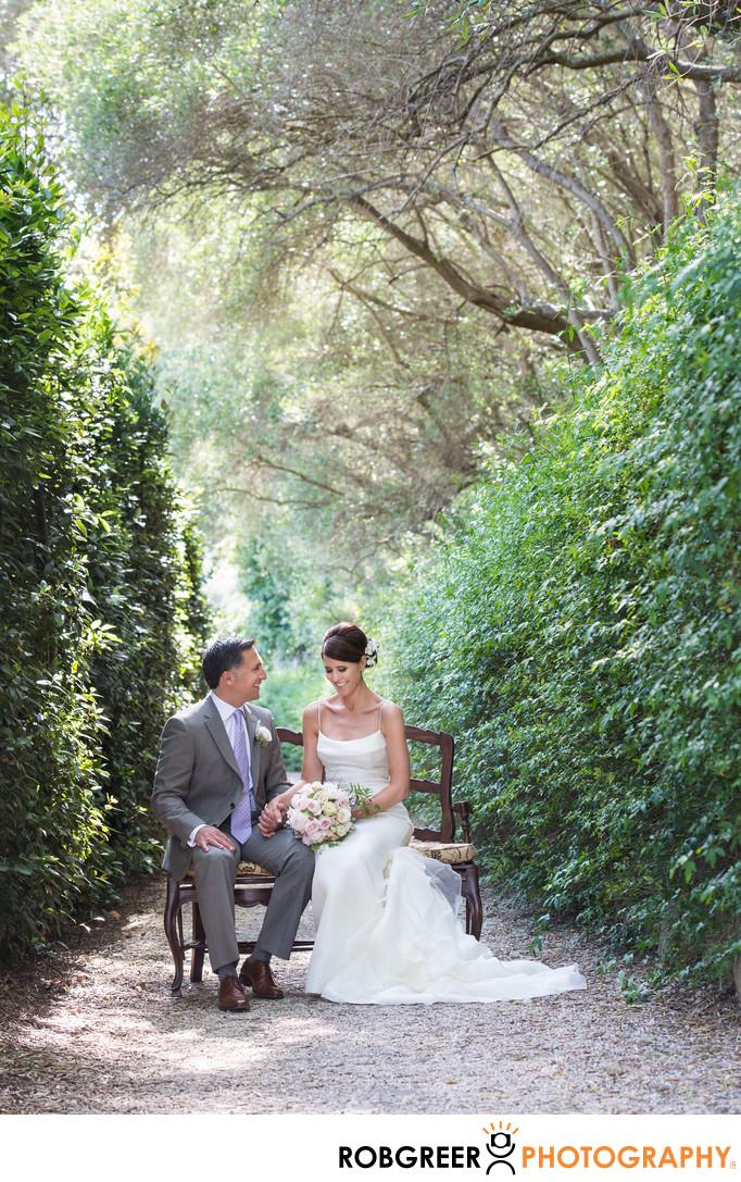 San Ysidro Ranch Weddings in Montecito