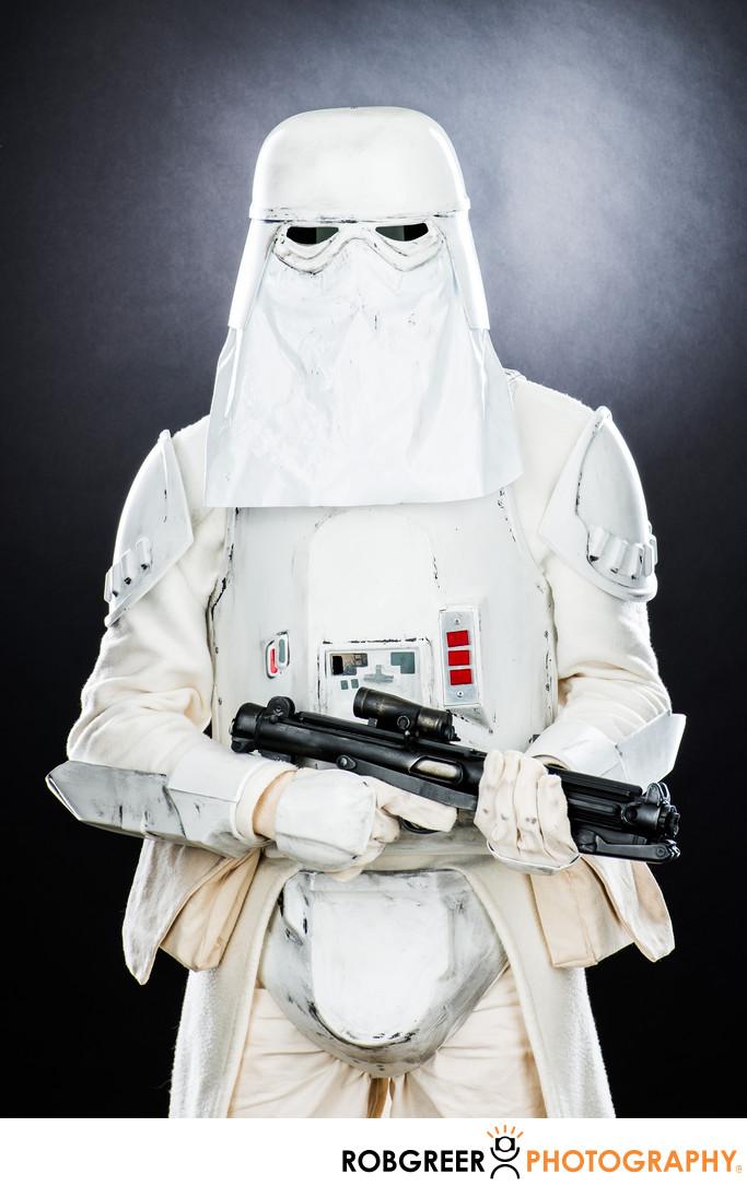 Dereck Dougherty, Snowtrooper