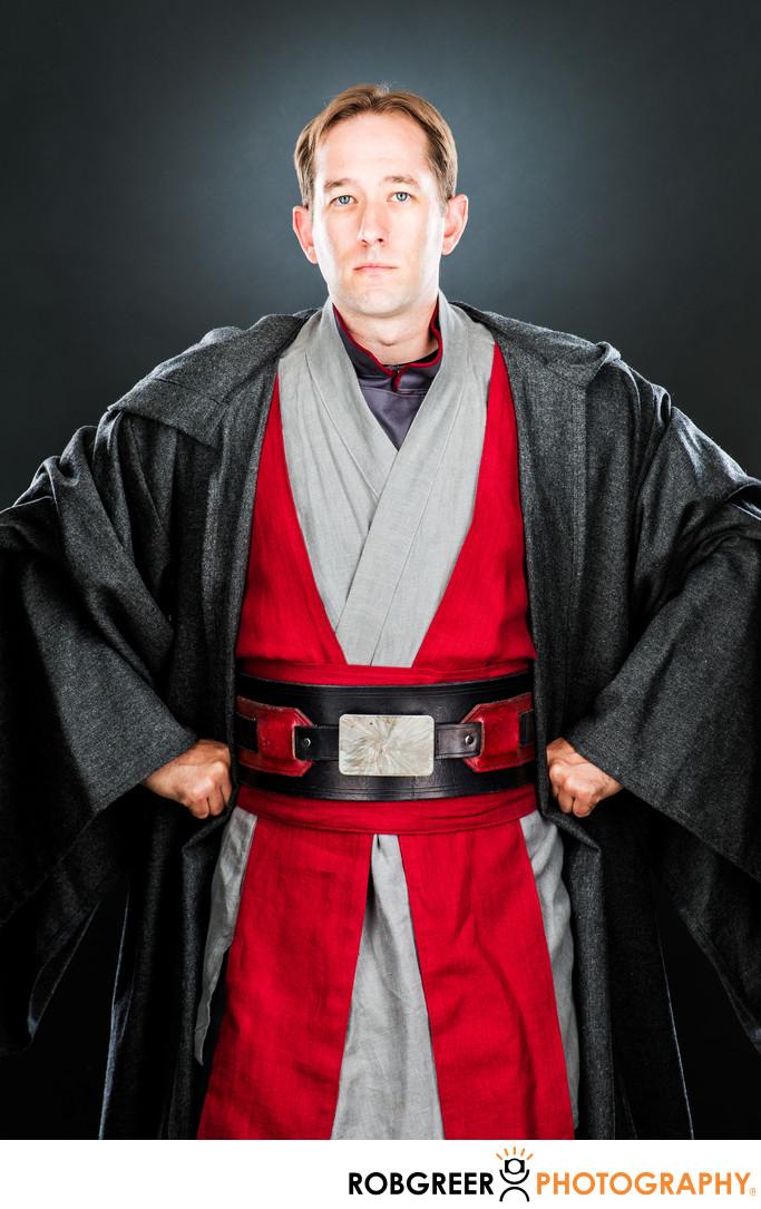 Ruark Dreher, Jedi