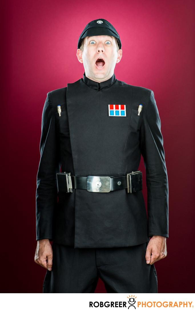 Ruark Dreher, Imperial Officer