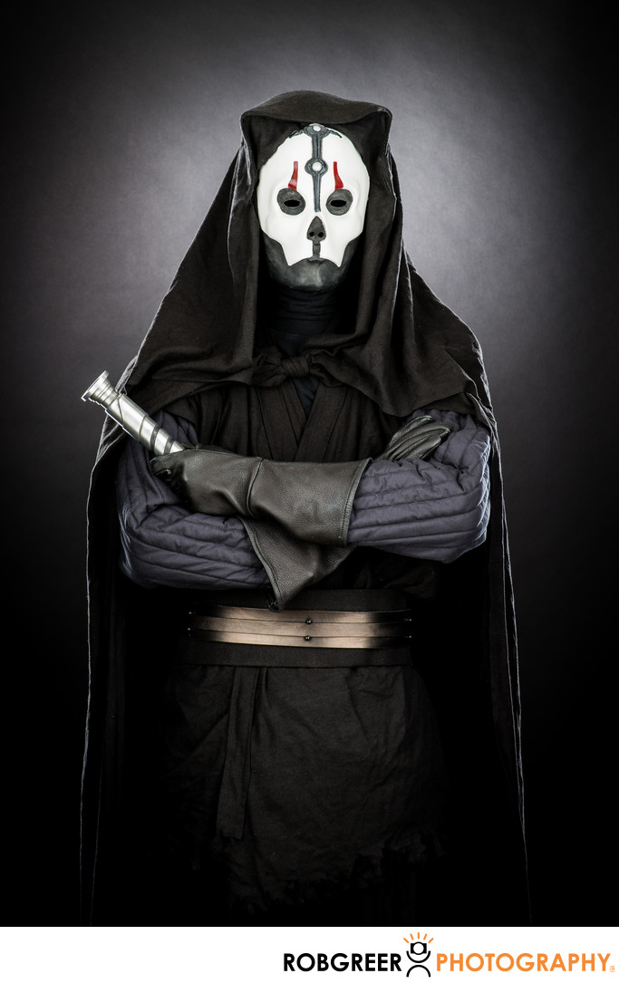 Jared Aldridge, Darth Nihilus