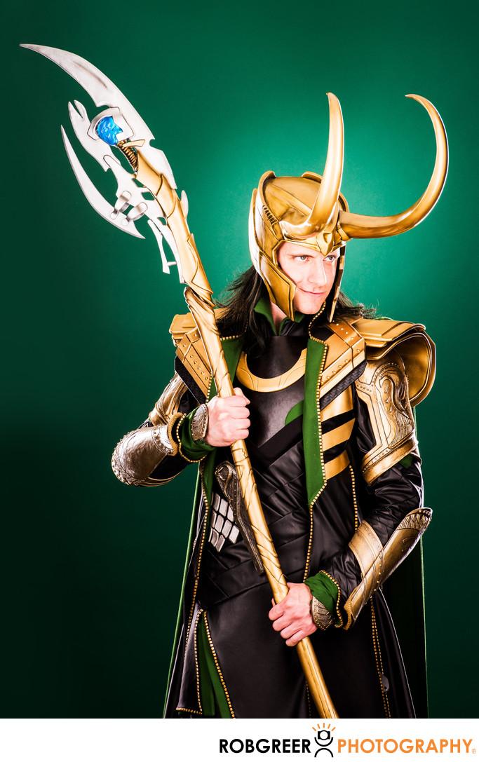 William Jackson, Loki
