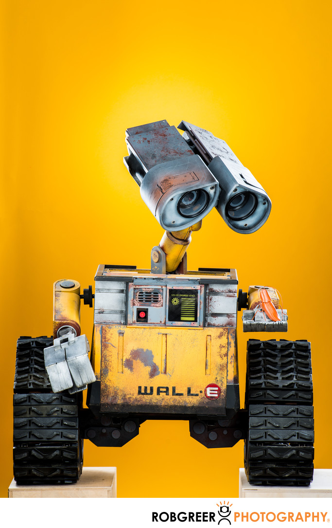 WALL-E, Mike Senna