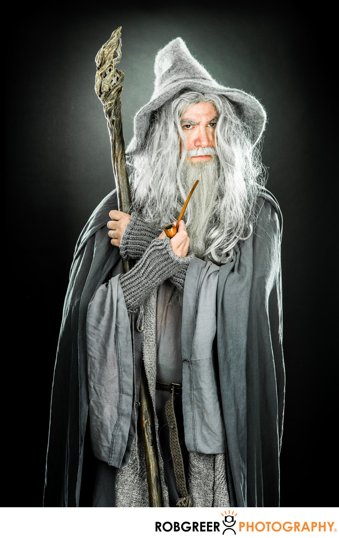 David Baxter, Gandalf