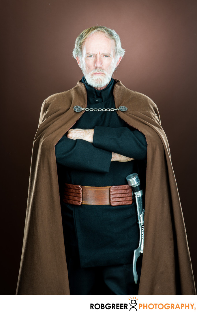 Barry Pike, Count Dooku