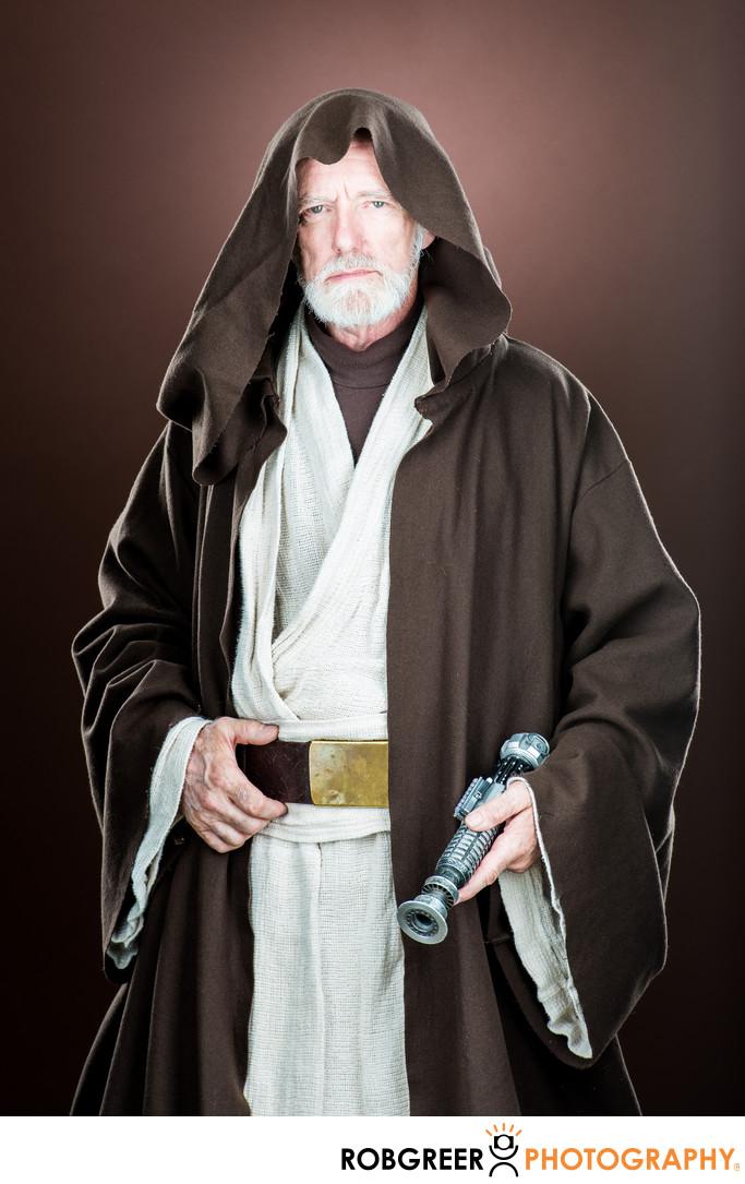 Barry Pike, Obi-Wan Kenobi