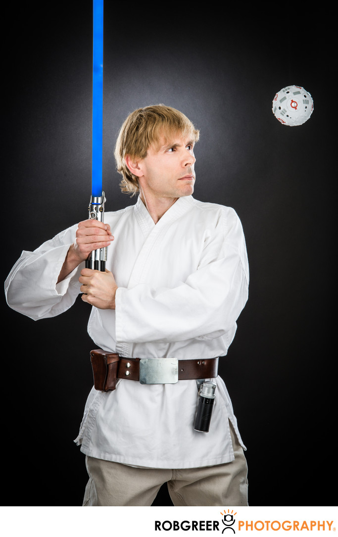 Lawrence Green, Dantooine Luke Skywalker