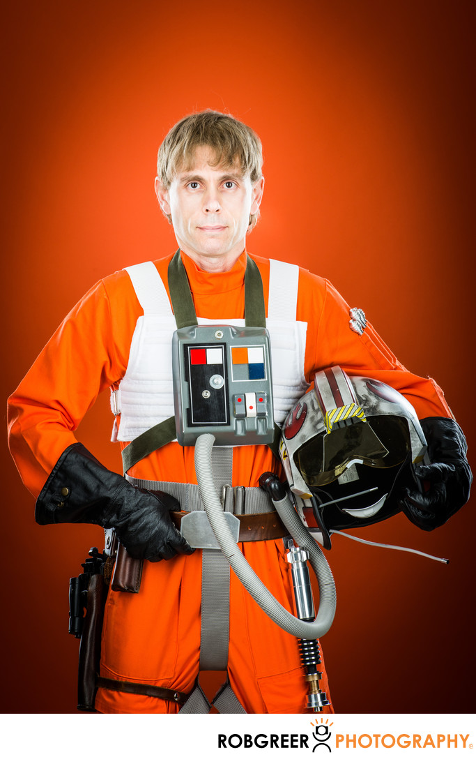 Lawrence Green, X-Wing Pilot