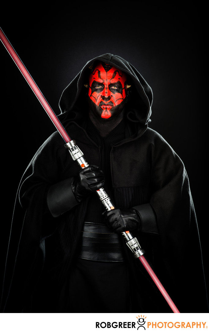 Christopher Cecil, Darth Maul
