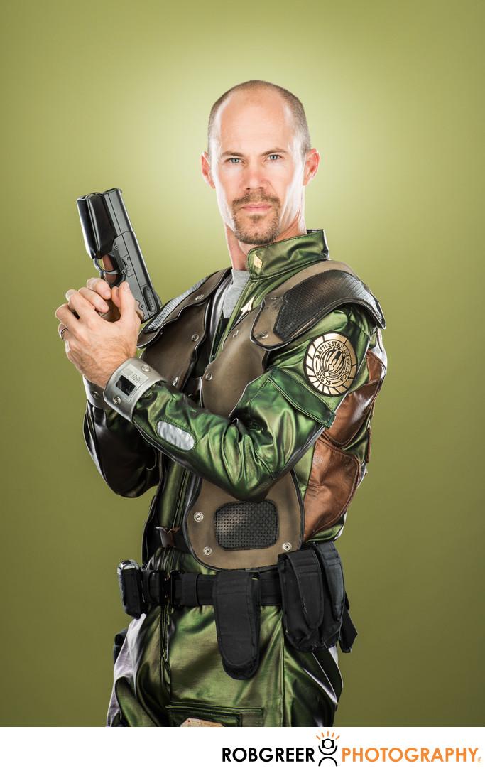 Eric Olds, Viper Pilot