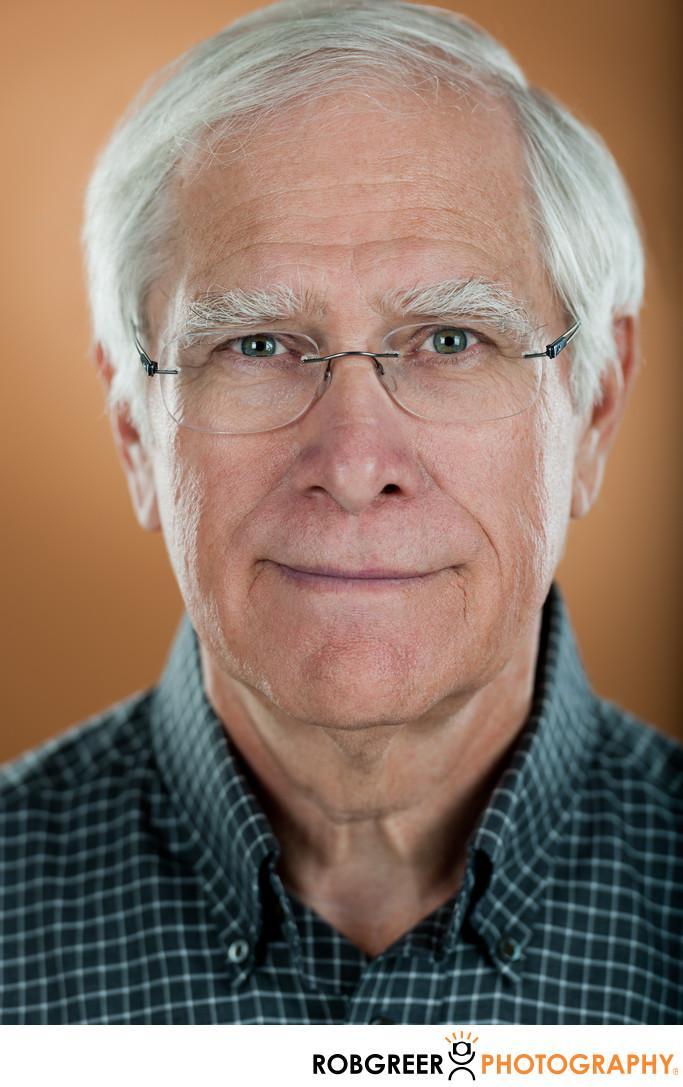John Sandford Author Headshot
