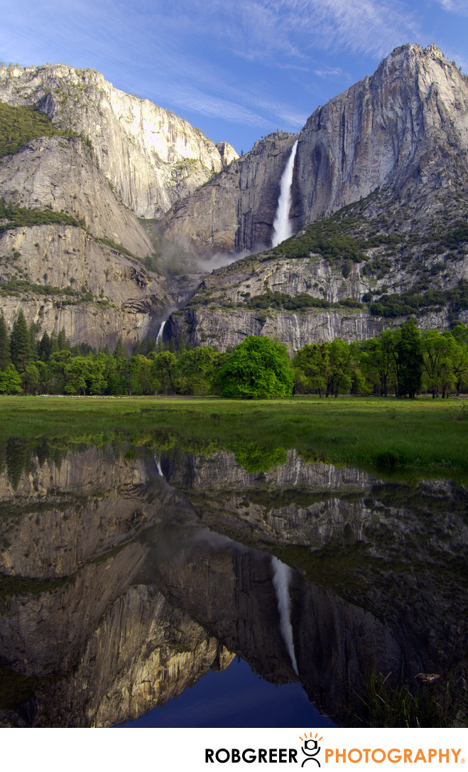 2005 Flood Yosemite National Park Valley