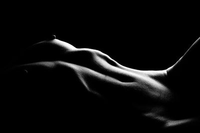 White Sands - Fine Art Nude
