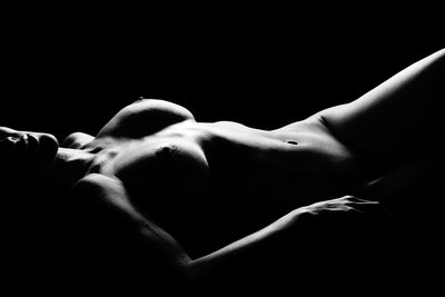 Grand Bara - Fine Art Nude
