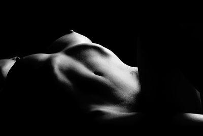 Taklamakan - Fine Art Nude