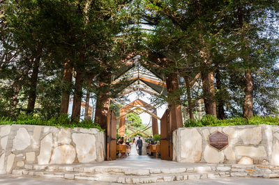 Wayfarers Chapel Wedding Photographer