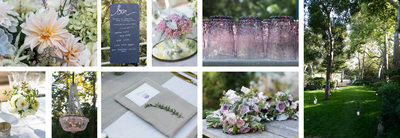 Details at Gardens of La Bella Vita Wedding