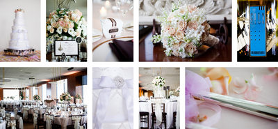 City Club on Bunker Hill Wedding Details