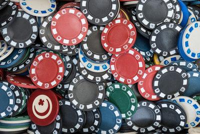 Cheap Plastic Poker Chips