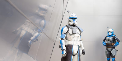 Captain Rex Dominates Disney Hall
