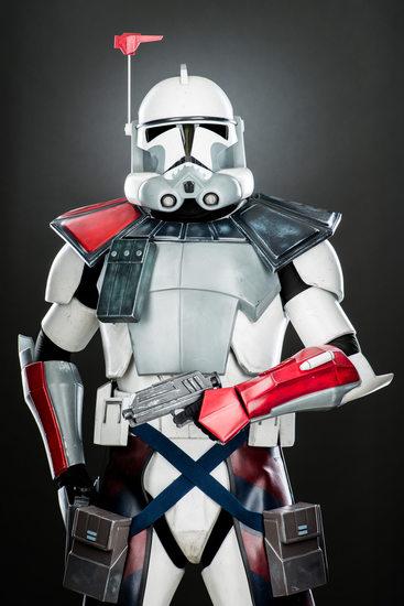 Ruark Dreher, Clone Trooper