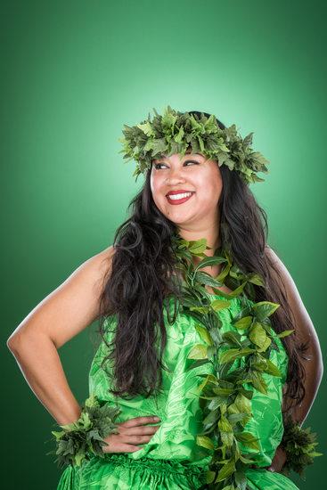 Rocio Martinez, Tahitian Dancer
